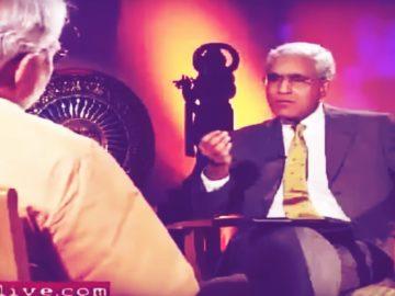 Modi ran away from Karan Thapar interview