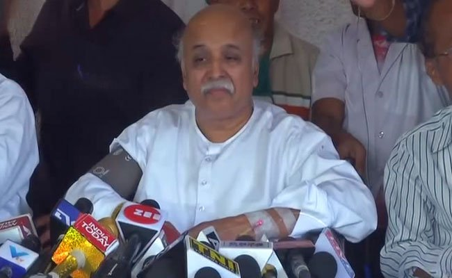 Praveen Togadia Press Conference