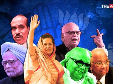 Sonia Gandhi Sharad Pawar