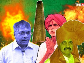 milind ekbote sambhaji bhide prakash ambedkar