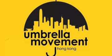 umbrella movement Hong Kong