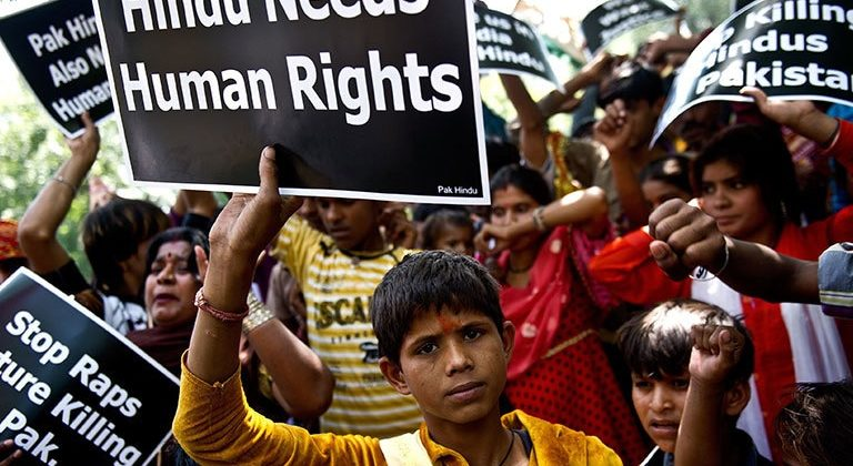 Atrocities against Dalits in Pakistan: The champions of human rights wear blindfolds!