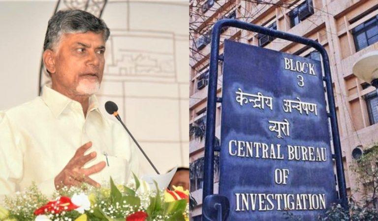 Prohibiting CBI: Chandrababu Naidu's attempt to settle scores with BJP