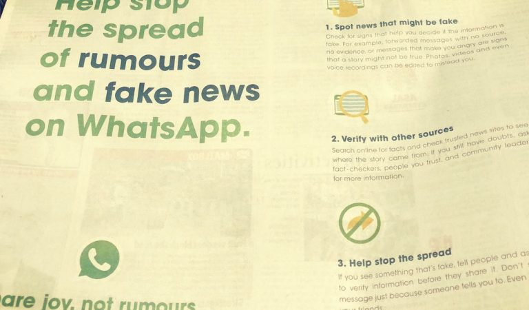 'Can't cooperate anymore, may cease operation': Whatsapp on Govt regulations to curb fake news