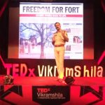 IPS Vaibhav Vikas Tedx Talks