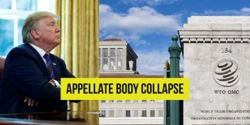 WTO APPELLATE BODY COLLAPSE